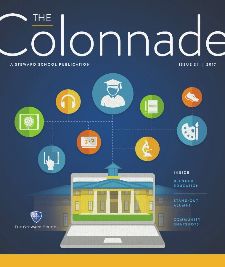 The Colonnade 2017 (The Steward School) Issue 31