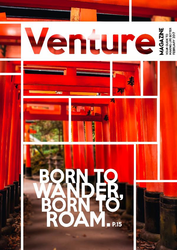 Venture Magazine February 2017