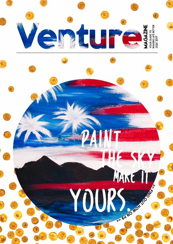 Venture Magazine July 2017