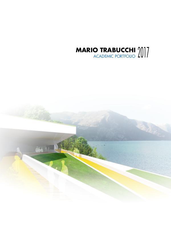 Mario Trabucchi, academic portfolio 2017 Mario Trabucchi, academic portfolio 2017