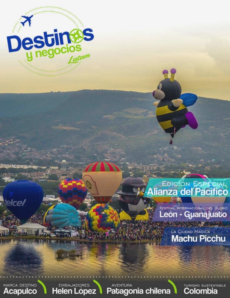 Destinos y Negocios Magazine 01 DYN 01 DIGITAL