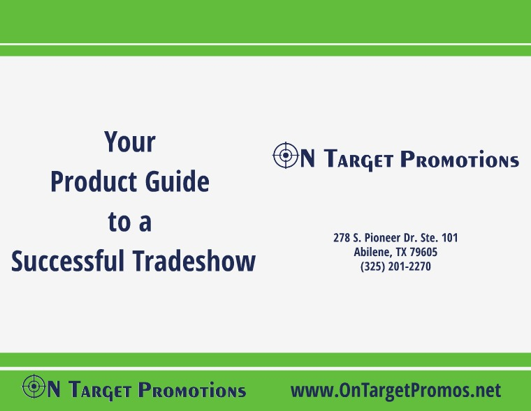 Remarkable Tradeshow Guide Volume 1