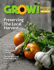 Grow Magazine Fall 2016