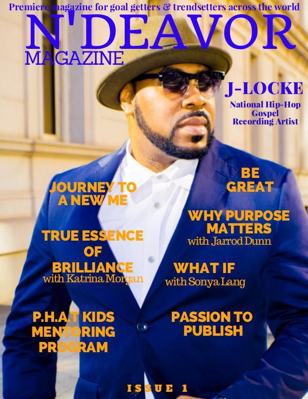 N'Deavor Magazine Issue 1