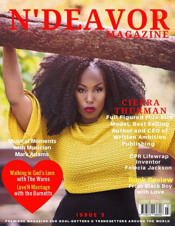 N'Deavor Magazine Issue 3