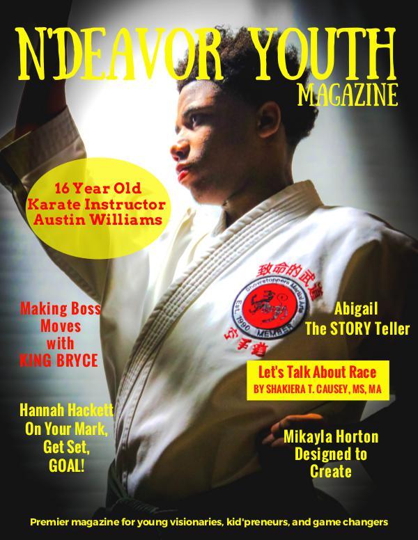 N'Deavor Magazine Youth Edition