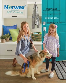 Jan. 2017 Norwex Catalog
