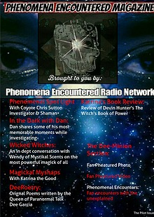 Phenomena Encountered: The Magazine