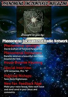 Phenomena Encountered: The Magazine
