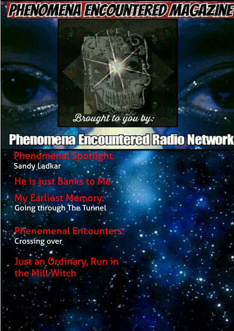 Phenomena Encountered: The Magazine Issue 6