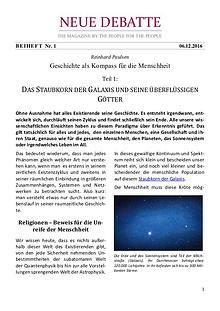 Neue Debatte - Beiheft #001 - 04/2017