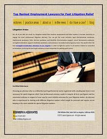 Eisenberg & Associates