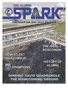 DB Alumni Spark Issue #3