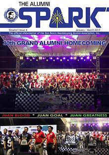 DB  Alumni Spark Issue #4