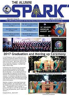 DB Alumni Spark Issue #5