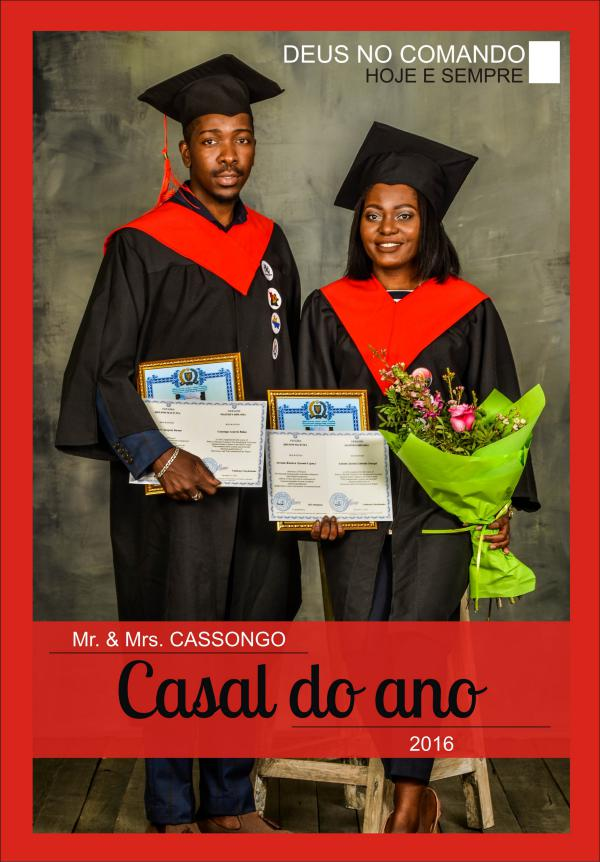 Mr. & Mrs. Cassongo Jan.2016