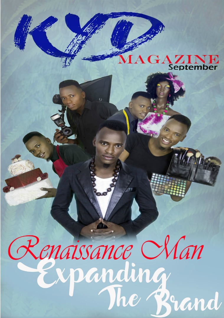 Kerby Young Designs Magazine September Issue of KYD Magazine