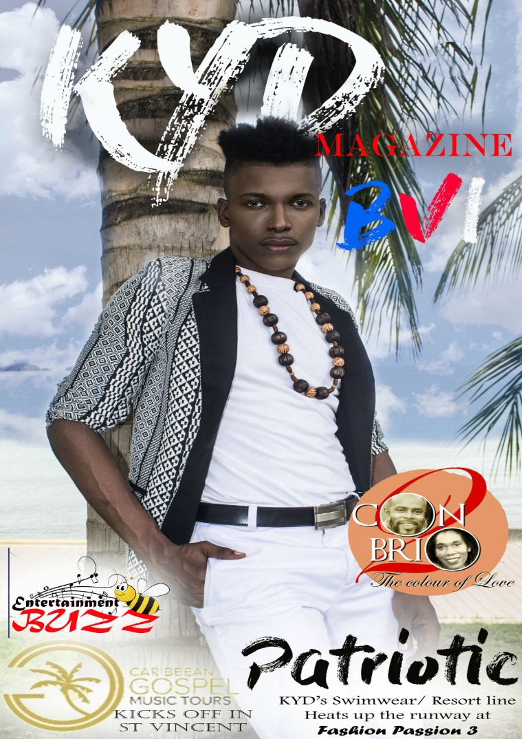 Kerby Young Designs Magazine KYD Magazine May Issue