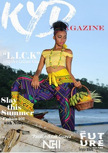 Kerby Young Designs Magazine