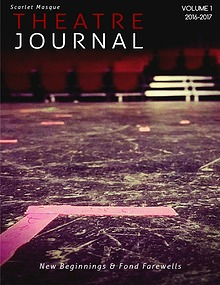 Scarlet Masque Theatre Journal