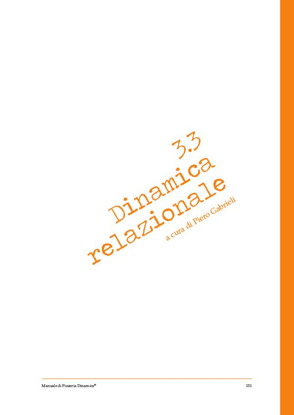 Manuale di Pizzeria Dinamica Parte 3.3 - Approfondimento (III)