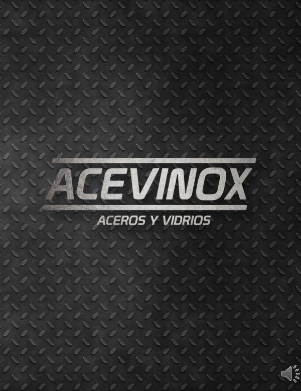 BROUCHURE ACEVINOX