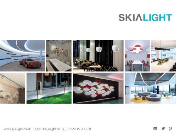 Skialight Aquaform Lighting Catalogue 2016
