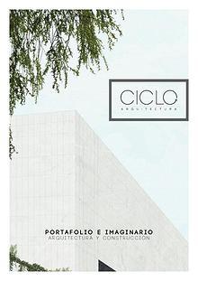 CICLO ARQUITECTURA & CONSTRUCCIÓN