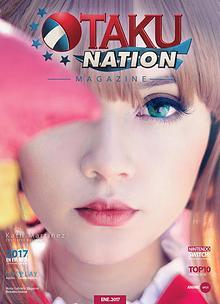 Otaku Nation Magazine - Edición Enero 2017
