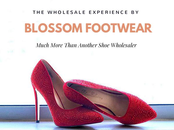 Blossom Footwear Company Introduction Blossom Footwear