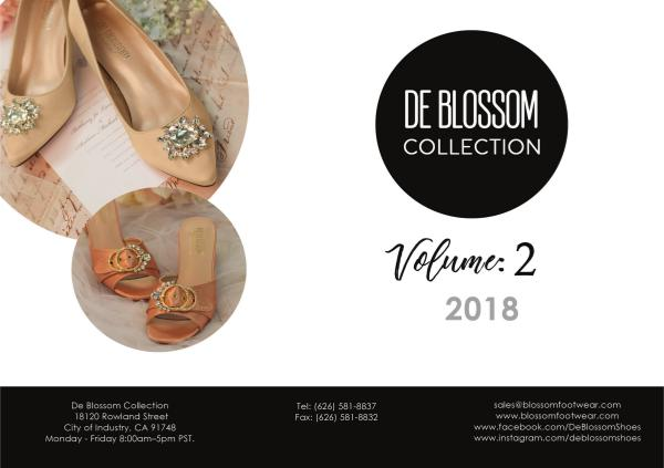 De Blossom Collection 2018 V.2 DBC VOL. 2