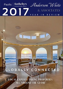 Pacific Sotheby's - Anderson White & Associates - 2018 Year In Review