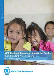 WFP Regional Bureau for Asia and the Pacific - 2016 SPRs