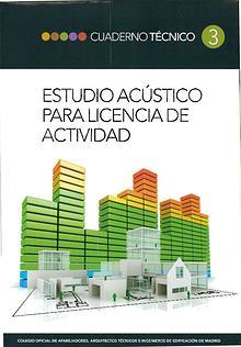 CT03 - Estudio acústico para licencia de actividad