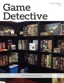 Game Detective Bio