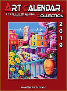 ART CALENDAR Collection  2019
