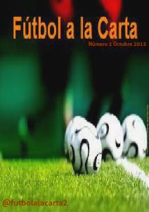 Fútbol a la Carta Octubre 2013