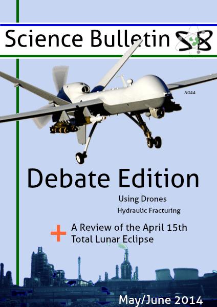 Science Bulletin May/June 2014 Debate Issue