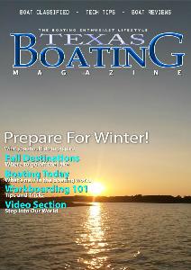 Texas Boating Magazine September 2013