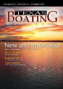Texas Boating Magazine July. 2013