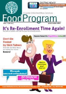 Food Program Sponsor Volume 1