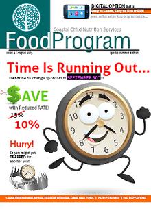 Food Program - Coastal Child Nutrition Services