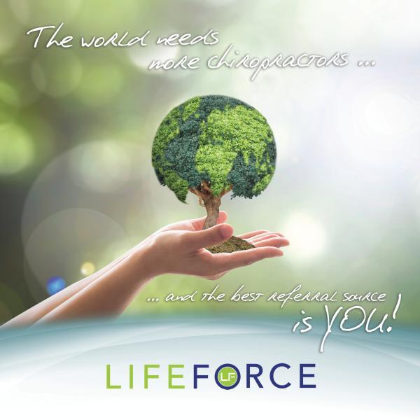 LIFEforce Brochure 3804 LIFEforce brochure 6-20