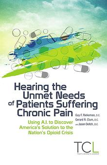 Hearing the Unmet Needs of Patients Suffering Chronic Pain