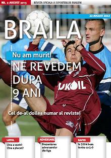 Revista Oficiala a Suporterilor Braileni