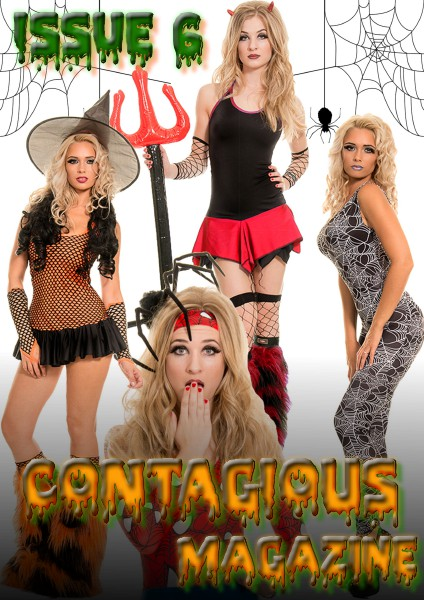 Contagious Magazine Issue 6 Heroes and Villains