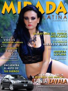 Mirada Latina Magazine Dic 2013