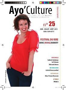 Ayo' Culture - No. 25