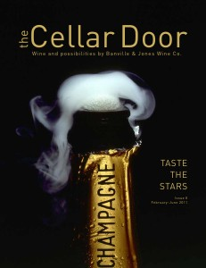 The Cellar Door Issue 08. Taste The Stars.