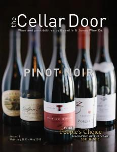 Issue 14. Pinot Noir.